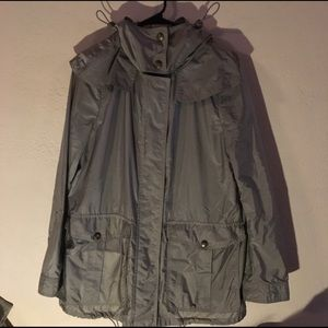 Burberry Rain Jacket